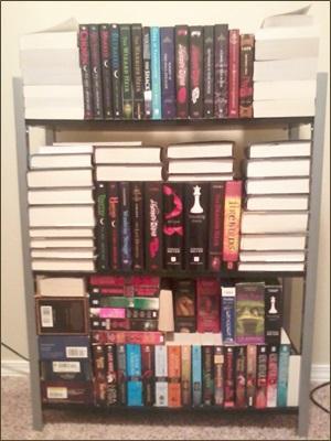 best fiction bookshelf