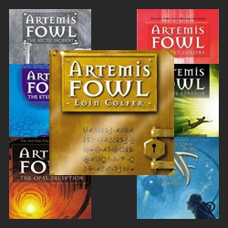 artemis fowl series