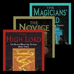 black magician trilogy