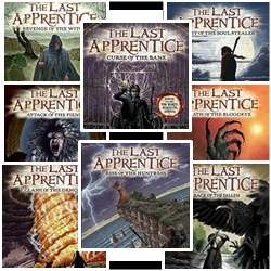 the last apprentice series