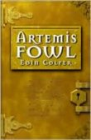 artemis fowl book cover pictures