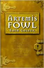artemis fowl book cover pictures