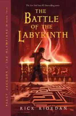 it has a fifth book:the last olympian